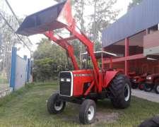 Tractor Massey Ferguson 1615 C/ Pala Frontal