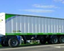 Acoplado Tolva 36 Tdas Tiro Camion