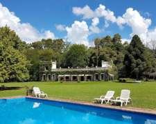 5 Has. Chacra Los Patricios - Hotel De Campo En Areco