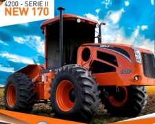 Tractor Zanello 4200 New 170
