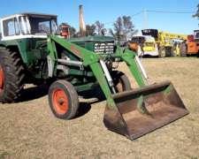 Tractor Deutz A85 C/pala Oberto