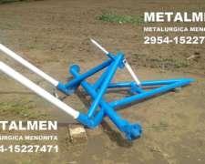 Transportador de Rollos Metalmen