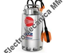 Bomba Sumergible RX 4/40 - 1 HP - Trifásica - Oficial