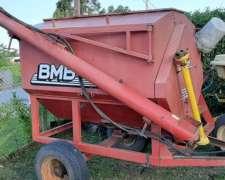 Mixer 1500kgrs BMB con Balanza