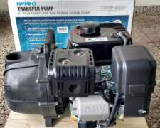 Motobomba de Carga Hypro, Motor 6,5 HP