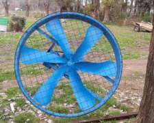 Ventiladores Industriales Criadero De Aves ,cerdos Reparados
