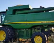 John Deere 9570 2011 Dual 400hs Motor Reparado