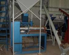 Extrusor 650 Kg Hora