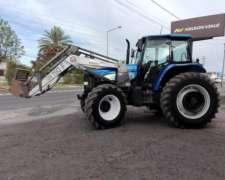 New Holand TM 7020
