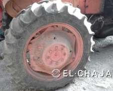 2 Ruedas Armadas Fiat 411 Marca Goodyear 11-2-28 (80% Taco)