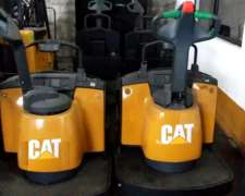 Zorra Electrica Caterpillar para 3 Toneladas, Impecables BAT