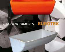 Cangilones Plásticos Agrotek (capachos)