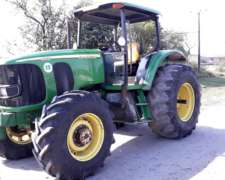Tractor John Deere 6615 -impecable-