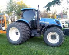 Tractor New Holland T7.245 Duales Año 2014