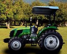 Tractor Frutero Citricola Doble Tracción 60 HP 3 Puntos Dobl