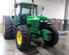 Tractor John Deere 7505 140hp