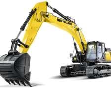 Excavadora New Holland E385c EVO - GRM