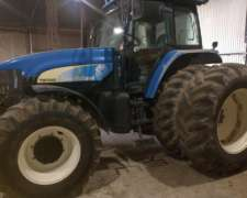 Tractor New Holland 7040, 180 HP, Dual