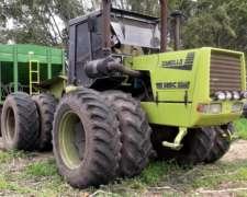 Zanello 500c con Duales 18,4x34