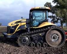 Challenger CAT MT 765c 320hp Orugas año 2011