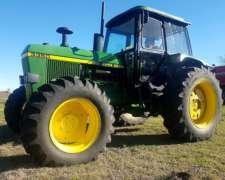 John Deere 3350 Doble Tracción - Excelente Estado