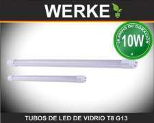 Tubo de LED T8 10w - 4100k - 860lm