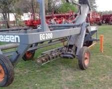 Extractora De Cereal Eisen Autotrailer