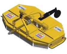 Desmalezadora Rotativa Tatu 3 Puntos Rc 1500-1700-2600-3100