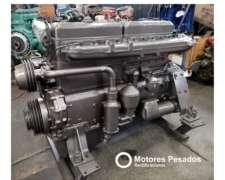 Motor Scania 113 - 360 HP - Reparado
