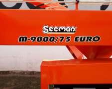 9 Metros Triturador Secman, Nuevo