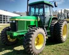 John Deere 7505 - Doble Tracción - Dual