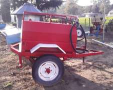 Tanque para Combustible Usado