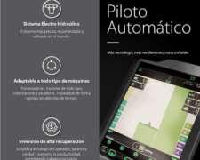 Piloto Hidráulico Sensor Tecnología T-wave