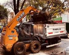 Movimiento de Tierra, Retiro de Escombros 4602-2011