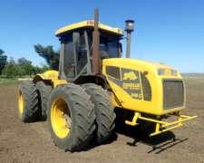 Tractor Pauny 540 C, Pringles