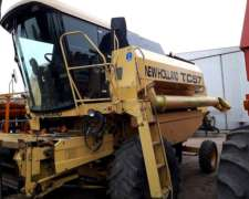 Cosechadora New Holland TC57