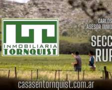 Busca Libertad Cerca de Sierra de la Ventana 175 Has 490000