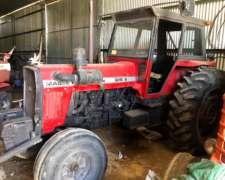 Tractor - Massey Ferguson 1215 S - año 1986