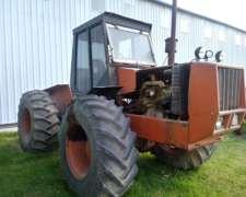 Tractor Zanello 417 C/motor John Deere 6359