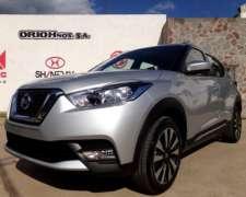 Kicks Advance CVT 0km MY21 Financia Credi Nissan