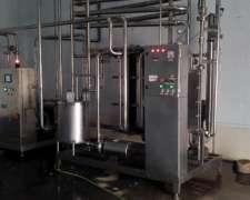 Equipo Pasteurizador Quesero 12000 Lts/hr
