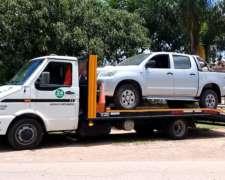 Camión Iveco Daily 3510 - 2.006 / con Plancha Auxilio Mec.