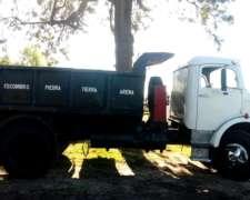 Camion Volcador Mercedes Benz 1114 Volcador