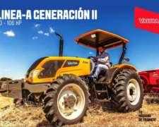 Tractor Valtra Linea A Generacion Ii 990