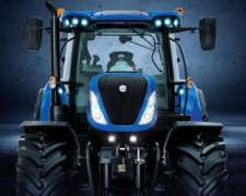Tractor New Holland T7 260 Full Poweshift 235 HP Nuevo T7