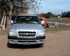 S10 Dlx Doble Cabina 4x2 Modelo 2005 Bomba