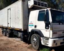 Ford Cargo 1722 Balancín con Equipo de Congelado