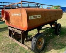 Acoplado Cisterna 3000 Litros