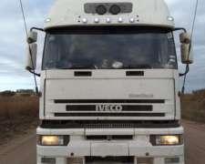Iveco Eurotech 370 año 2006 Chasis Largo con Carroceria BV