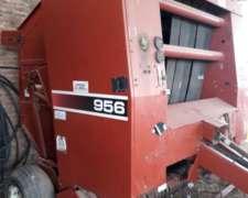 Enrolladora Hesston Mod 956